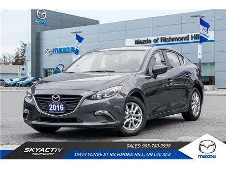 2016 Mazda Mazda3 GS (Stk: 19-294A) in Richmond Hill - Image 1 of 18