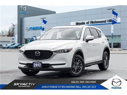 2017 Mazda CX-5 GS (Stk: 19-393A) in Richmond Hill - Image 1 of 20