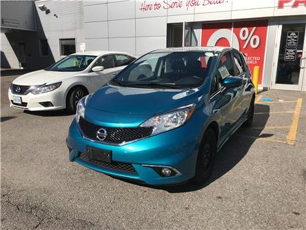 2016 Nissan Versa Note 1.6 S (Stk: B16161) in Toronto - Image 1 of 19
