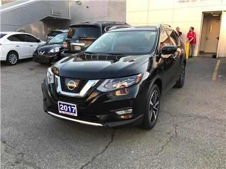 2017 Nissan Rogue SL Platinum (Stk: U1556) in Toronto - Image 1 of 22