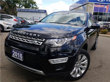2016 Land Rover Discovery Sport HSE LUXURY (Stk: OP10486) in Mississauga - Image 1 of 20