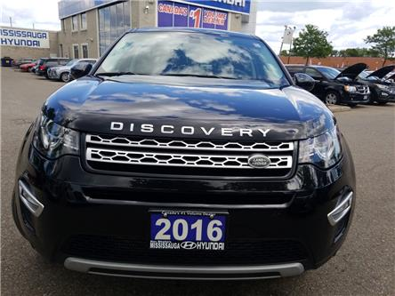 2016 Land Rover Discovery Sport HSE LUXURY (Stk: OP10486) in Mississauga - Image 2 of 20