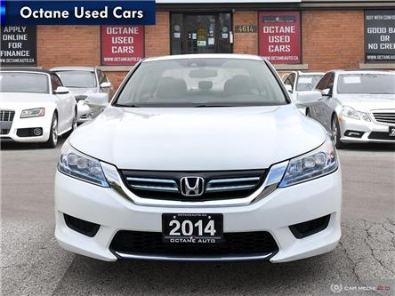 2014 Honda Accord Hybrid Touring (Stk: ) in Scarborough - Image 2 of 25