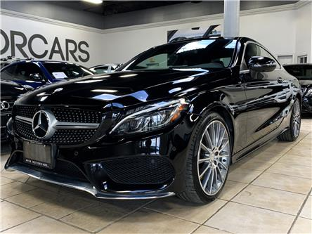 2017 Mercedes-Benz C-Class  (Stk: AP1944) in Vaughan - Image 1 of 25