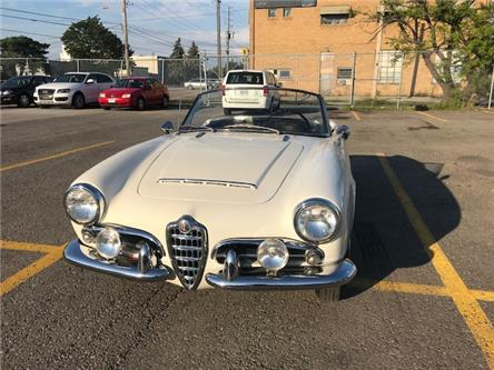 1963 Alfa Romeo Giulia SPIDER CONVERTIBLE (Stk: 42008) in Etobicoke - Image 1 of 29