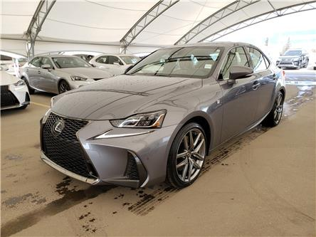 2019 Lexus IS 350 Base (Stk: L19560) in Calgary - Image 2 of 5
