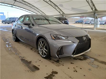 2019 Lexus IS 350 Base (Stk: L19560) in Calgary - Image 1 of 5