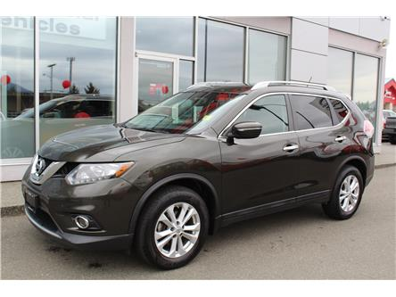 2014 Nissan Rogue SV (Stk: 9R4121A) in Nanaimo - Image 1 of 9