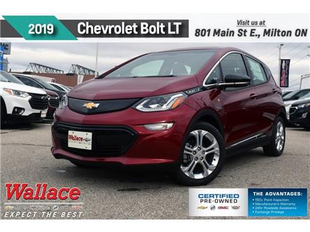 2019 Chevrolet Bolt EV LT (Stk: 118980) in Milton - Image 1 of 15
