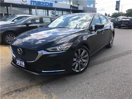 2018 Mazda MAZDA6 Signature (Stk: 18-789) in Woodbridge - Image 1 of 23