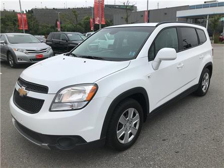 2012 Chevrolet Orlando 1LT (Stk: P620422) in Saint John - Image 1 of 27