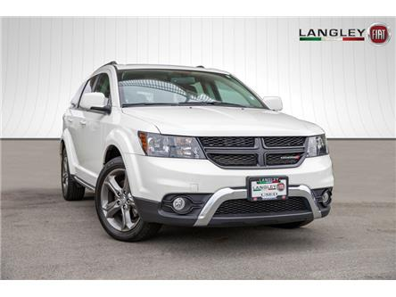 2017 Dodge Journey Crossroad (Stk: LF5422) in Surrey - Image 1 of 25