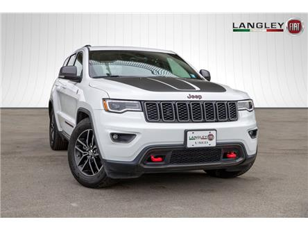 2018 Jeep Grand Cherokee Trailhawk (Stk: LF8013) in Surrey - Image 1 of 26