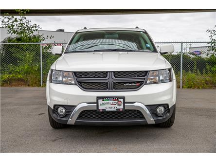 2017 Dodge Journey Crossroad (Stk: LF5422) in Surrey - Image 2 of 25