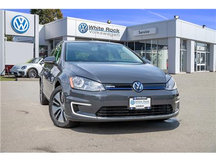 2016 Volkswagen e-Golf SE (Stk: VW0949) in Vancouver - Image 1 of 27