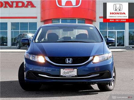 2015 Honda Civic EX (Stk: 20066A) in Cambridge - Image 2 of 27