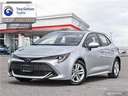 2019 Toyota Corolla Hatchback Base (Stk: U9140) in Ottawa - Image 1 of 29
