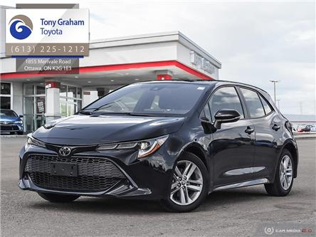 2019 Toyota Corolla Hatchback Base (Stk: U9138) in Ottawa - Image 1 of 29