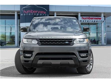 2016 Land Rover Range Rover Sport V8 Supercharged (Stk: 19HMS478) in Mississauga - Image 2 of 23