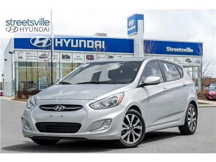 2017 Hyundai Accent  (Stk: P0714) in Mississauga - Image 1 of 18