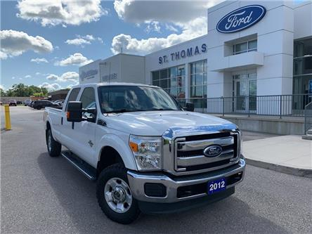 2012 Ford F-250  (Stk: T9009A) in St. Thomas - Image 1 of 20