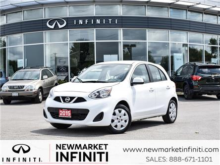 2015 Nissan Micra SV (Stk: UI1223A) in Newmarket - Image 1 of 24