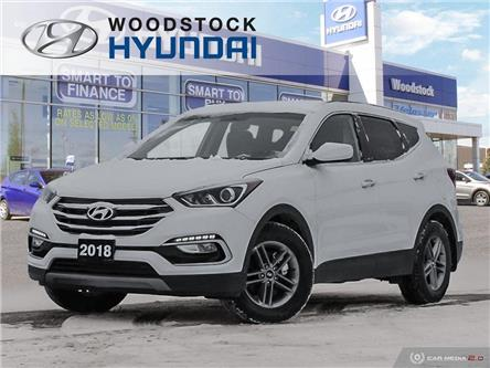 2018 Hyundai Santa Fe Sport 2.4 Base (Stk: SE18011) in Woodstock - Image 1 of 27