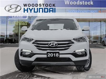 2018 Hyundai Santa Fe Sport 2.4 Base (Stk: SE18011) in Woodstock - Image 2 of 27