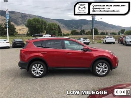 2015 Toyota RAV4 AWD Limited (Stk: P3295) in Kamloops - Image 1 of 47