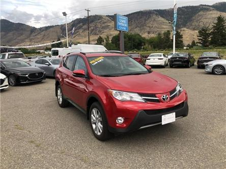 2015 Toyota RAV4 AWD Limited (Stk: P3295) in Kamloops - Image 2 of 47