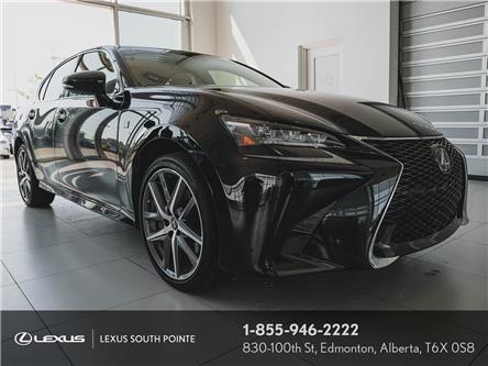 2018 Lexus GS 350 Premium (Stk: L900250A) in Edmonton - Image 1 of 28