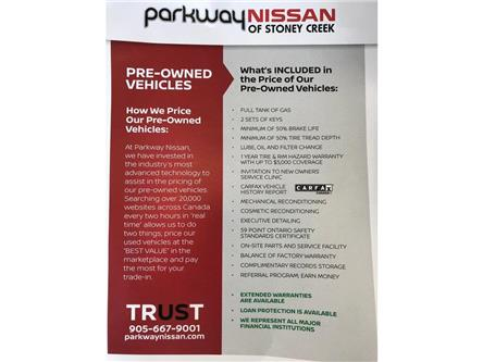 2016 Nissan Murano Platinum (Stk: N1505) in Hamilton - Image 2 of 10