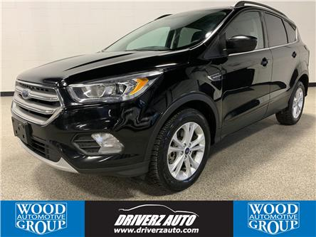 2017 Ford Escape SE (Stk: P12121) in Calgary - Image 1 of 17