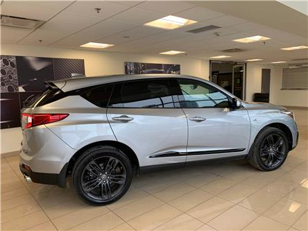 2020 Acura RDX A-Spec (Stk: D12828) in Toronto - Image 2 of 10