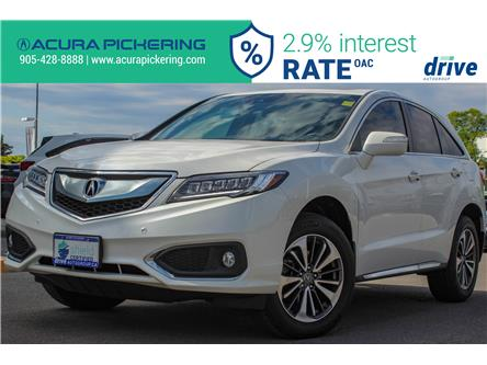 2017 Acura RDX Elite (Stk: AP4913) in Pickering - Image 1 of 28