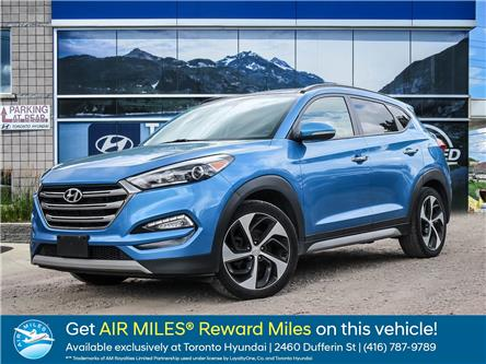 2017 Hyundai Tucson Limited (Stk: U06610) in Toronto - Image 1 of 27