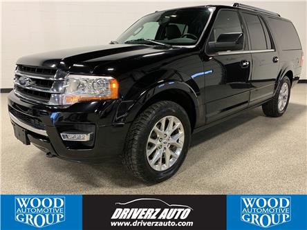 2017 Ford Expedition Max Limited (Stk: P12134) in Calgary - Image 1 of 21