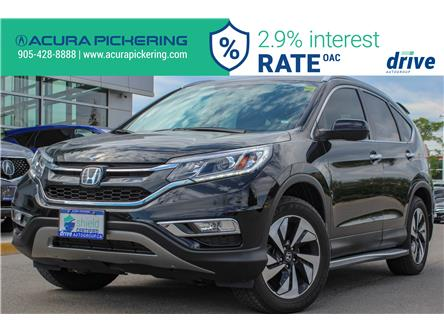 2016 Honda CR-V Touring (Stk: AP4928) in Pickering - Image 1 of 35