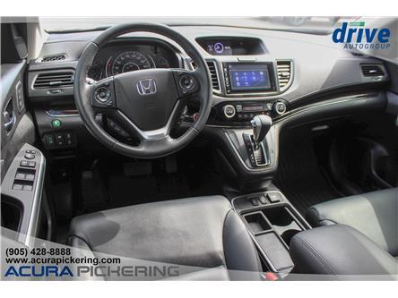 2016 Honda CR-V Touring (Stk: AP4928) in Pickering - Image 2 of 35