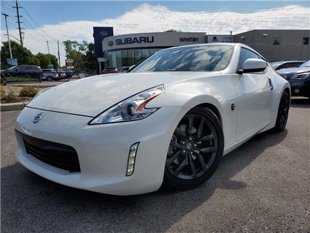 2017 Nissan 370Z Base (Stk: 9S1133BA) in Whitby - Image 1 of 21