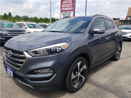 2016 Hyundai Tucson Ultimate (Stk: 056639) in Cambridge - Image 1 of 26