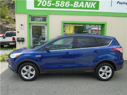 2013 Ford Escape SE (Stk: ) in Sudbury - Image 1 of 6