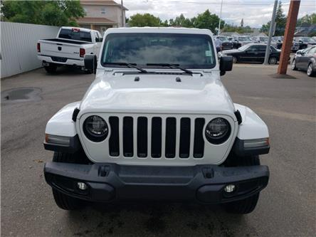2019 Jeep Wrangler Unlimited Sahara (Stk: 15654) in Fort Macleod - Image 2 of 20