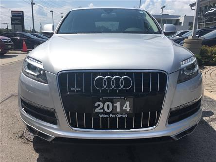 2014 Audi Q7 3.0T Technik (Stk: 1780W) in Oakville - Image 2 of 30