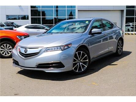 2015 Acura TLX Tech (Stk: P1527) in Ottawa - Image 1 of 30