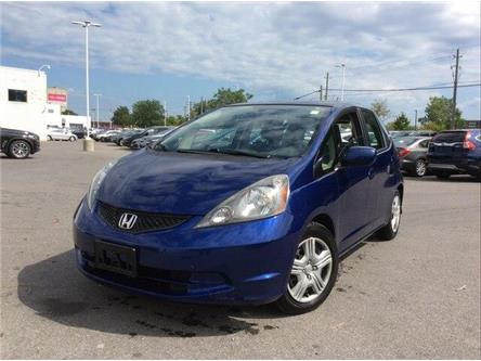 2012 Honda Fit LX (Stk: 19-1121A) in Ottawa - Image 1 of 18