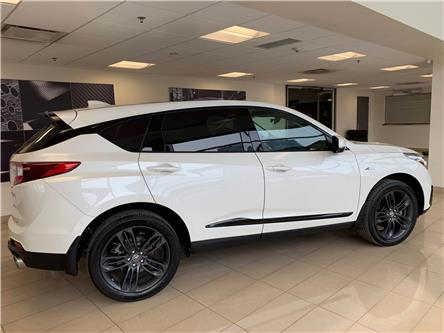 2020 Acura RDX A-Spec (Stk: D12821) in Toronto - Image 2 of 10