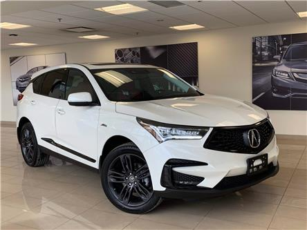2020 Acura RDX A-Spec (Stk: D12821) in Toronto - Image 1 of 10