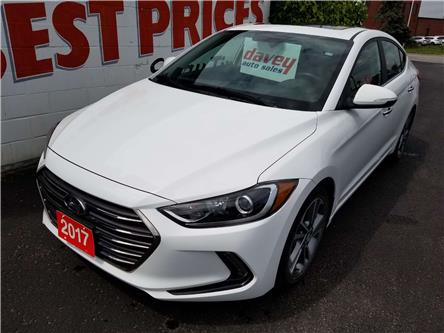 2017 Hyundai Elantra Limited (Stk: 19-536) in Oshawa - Image 1 of 16