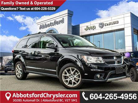 2017 Dodge Journey SXT (Stk: K765217A) in Abbotsford - Image 1 of 26